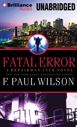 Fatal Error - MP - F Paul Wilson